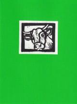 Ox Card - Green